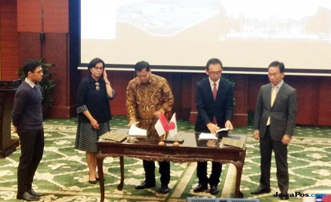 JICA Gelontor Rp 15,2 T ke Pemerintah Indonesia, Ini Peruntukannya