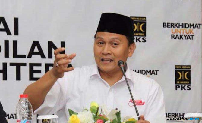 Wakil Sekretaris Jenderal PKS, Mardani Ali Sera