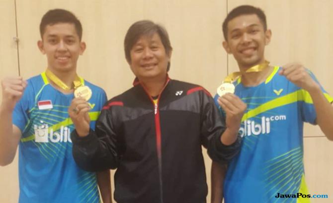 Fajar Alfian/Muhammad Rian Ardianto, Malaysia Masters 2018