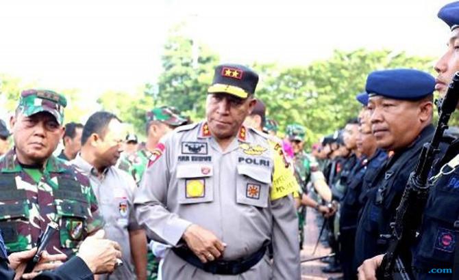 Kasus Wakapolres Lombok Tengah