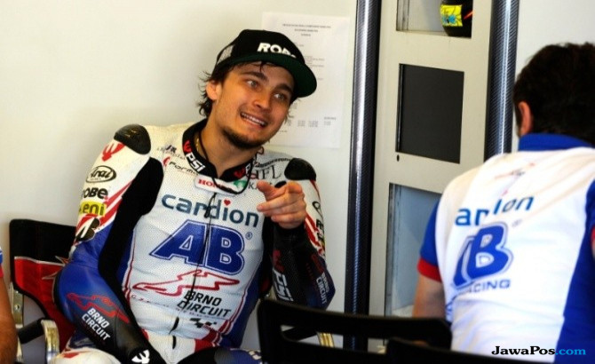 Karel Abraham Girang Kembali Perkuat Ducati Musim Depan