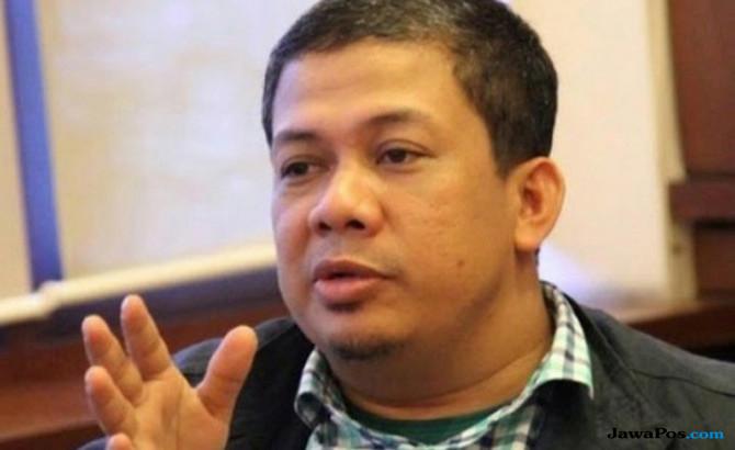 Kata Fahri Hamzah, Novanto Harusnya Tak Perlu Kirim Surat ke KPK