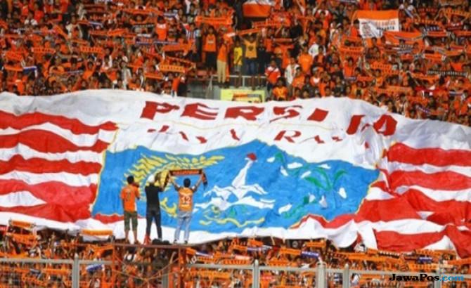 Persija Jakarta, The Jakmania, Persib Bandung, Persija vs Persib, Liga 1 2018,