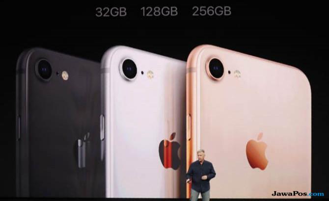 Kehadiran IPhone 8 dan 8 Plus Bikin Gaya Hidup Makin Lengkap