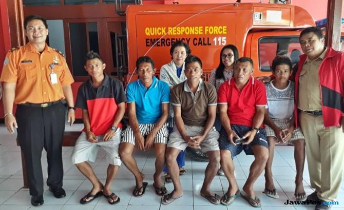 Keluarga Sudah Tahlilan, Nelayan Sanger Diselamatkan Warga Biak