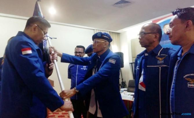 Kembalikan Kejayaan, SBY Tunjuk Anggota DPR Pimpin Partai Demokrat