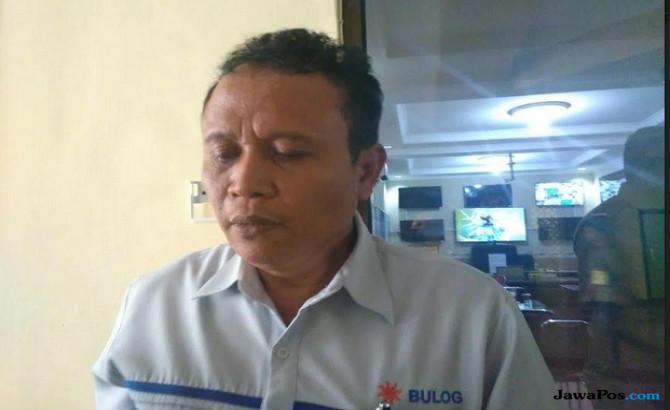 Kepala Bulog Divisi Regional DIY Akhmad Kholisun