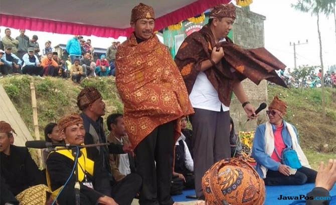 Kentang Krawu dan Batik Adas Laris Manis di Peringatan Hari Raya Karo
