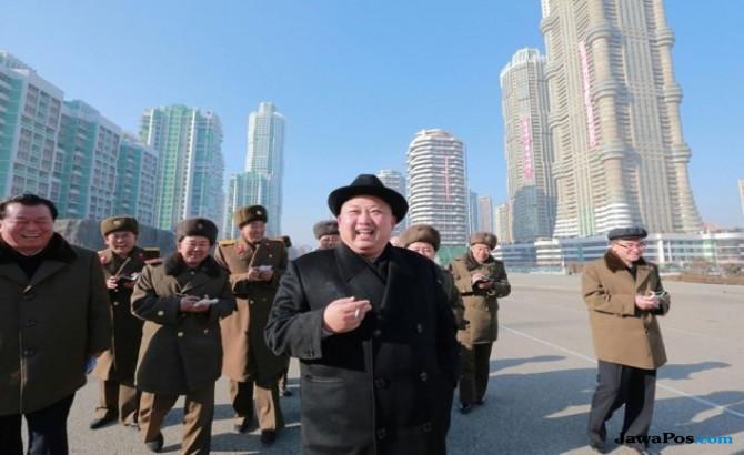 Kim Jong Un Minta Upaya Damai dengan Korsel Diteruskan