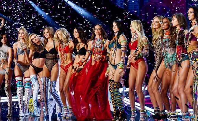 Fashion Show Victoria's Secret