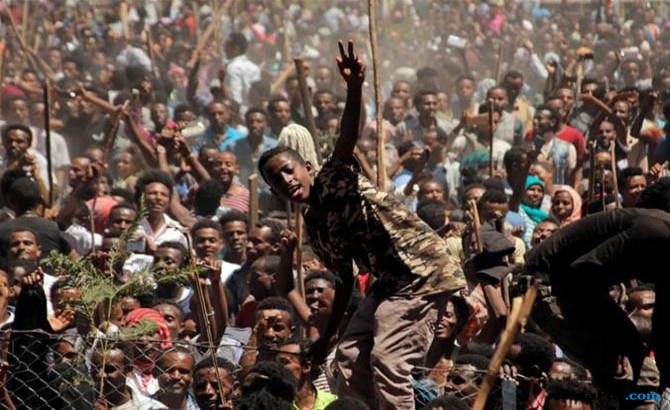 Ethiopia negara darurat