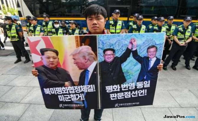 KTT AS-Korut tak Inspirasi Tiongkok-Taiwan untuk Normalisasi Hubungan