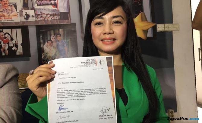 Nuning Tyas, bekas pengacara Roro Fitria