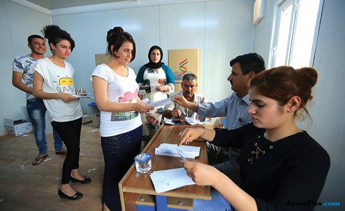 Referendum Kurdi