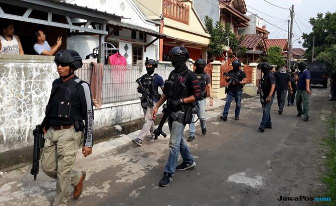 Mabes Polri: Terorisme Bertentangan dengan Isi dan Makna Alquran