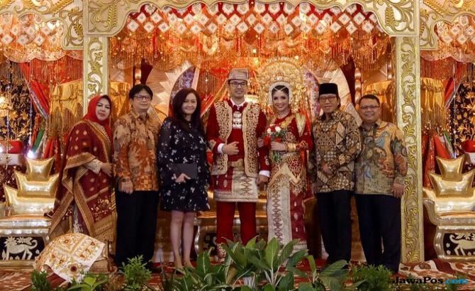 Yuliandre Darwis Menikah