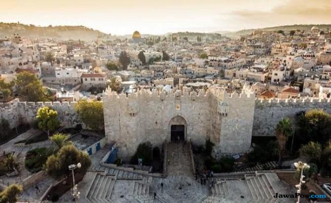 Mei, AS Buka Kedutaannya di Kota Yerusalem