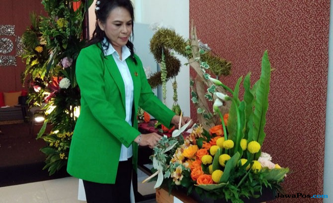 Bisnis Florikultura
