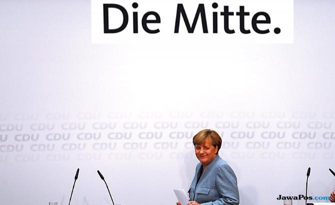 Angela Merkel, Kanselir Jerman