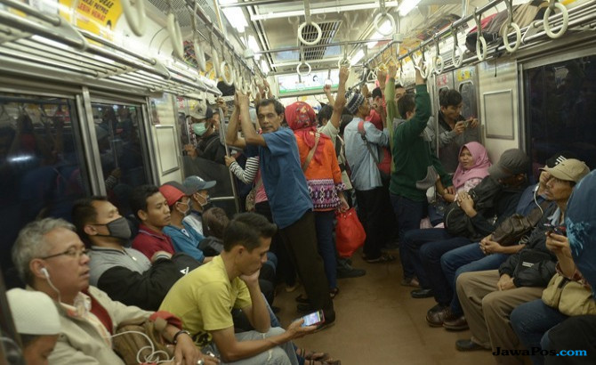 Miris! Hukuman Pelaku Pelecehan Seksual di Kereta Hanya Wajib Lapor