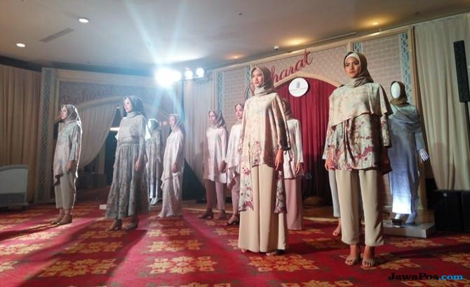 Model Layering Hingga Tabrak Motif jadi Tren Modest Wear Ramadan