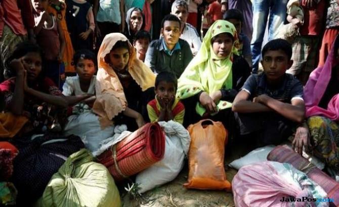 Myanmar Tolak Akses Masuk Penyelidik PBB