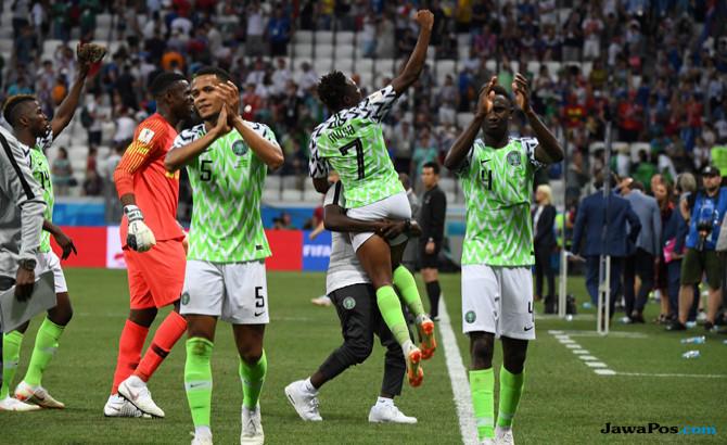 nigeria menang atas islandia ini klasemen sementara grup d