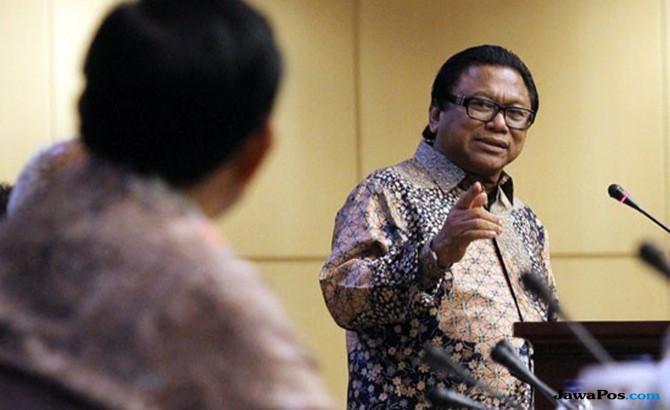 OSO Sebut Munaslub Illegal, Kubu Sudding: Dia Sudah Dipecat Kok