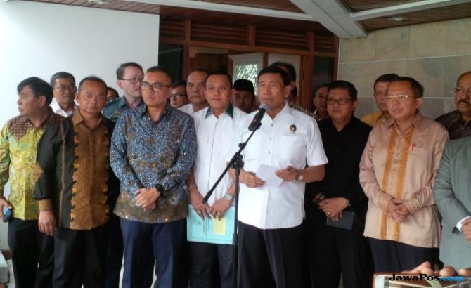 Paham Trauma Masa Lalu Masyarakat soal TNI, Wiranto Jamin Begini