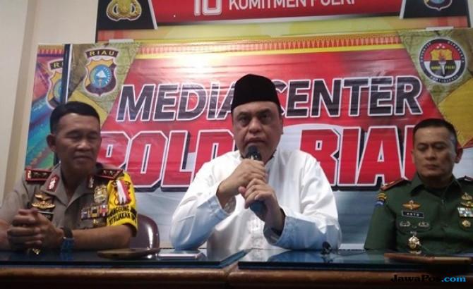 Pasca Penyerangan Mapolda Riau, Polisi Amankan 7 Terduga Teroris
