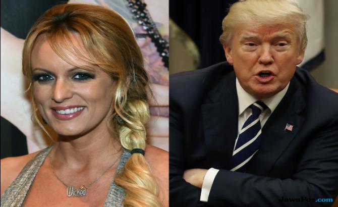 Pembayaran Seks Trump dengan Bintang Porno Tak Pakai Dana Kampanye