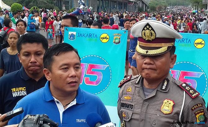 Pentingnya Program Car Free Day Untuk Pulihkan Udara Jakarta