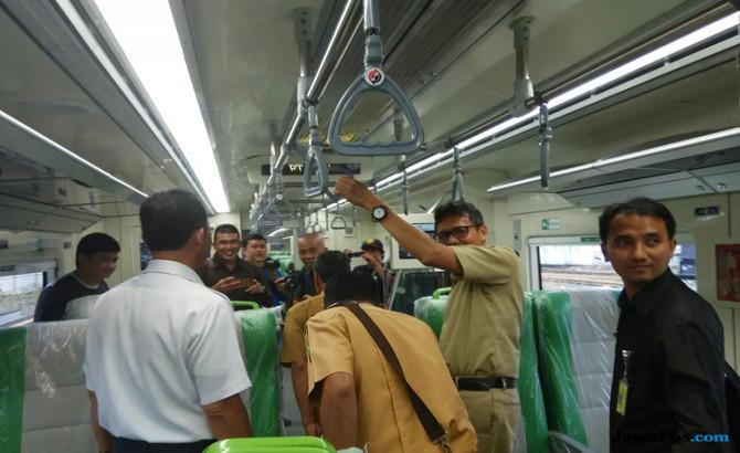 Perjalanan Panjang Kereta Api BIM Menjelang Diresmikan Jokowi