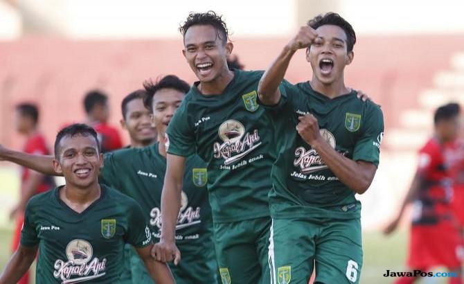 Persebaya Surabaya, Kalteng Putra, Liga 2,