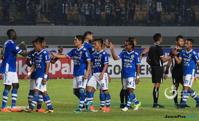 Persib Bandung, Liga 1 2018,