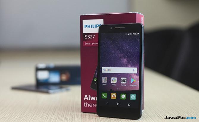 Philips Ramaikan Persaingan Pasar Smartphone Lewat Dua Produk Baru