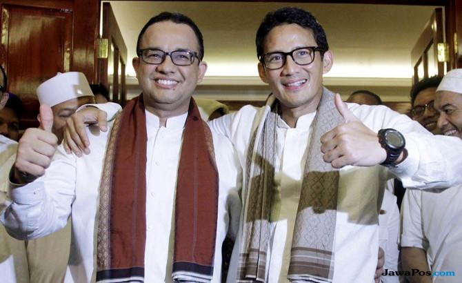 Pimpin Jakarta, Anies-Sandi Tersandera Dengan DPRD