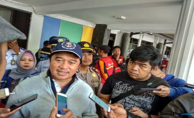 Pjs Wali Kota Bandung Solihin: Pemudik Jangan Jajan Sembarangan