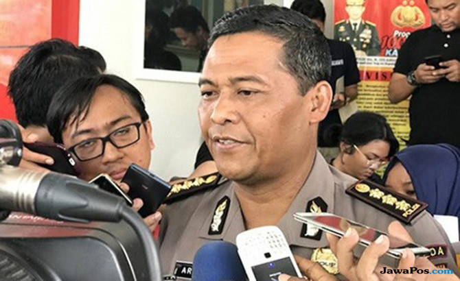 Polisi Bidik Penyedia Sabu Politikus Golkar Indra J Piliang