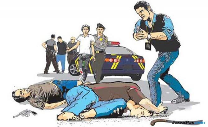 Polisi dan TNI Jadi Korban, Kapolres Ancam Tembak Mati Begal