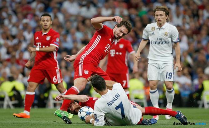Liga Champions, Real Madrid, Bayern Munchen