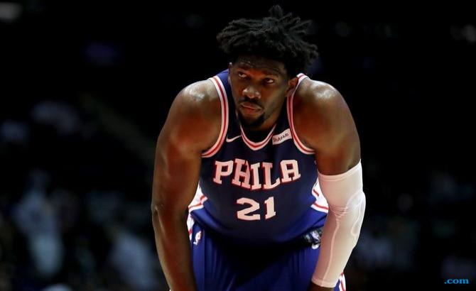 Philadelphia 76ers, Joel Embiid, Bocoran Game of Thrones, NBA