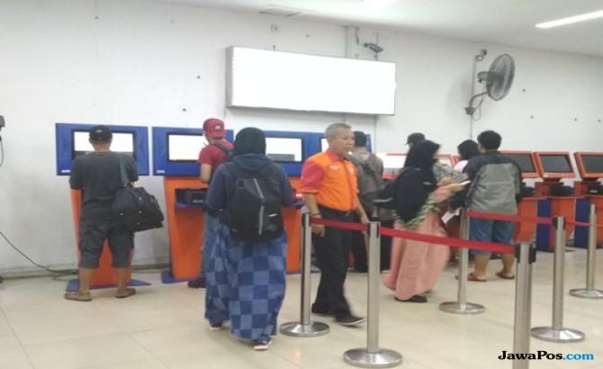 Refund Tiket Perhari Bisa 500-800 di Jakarta