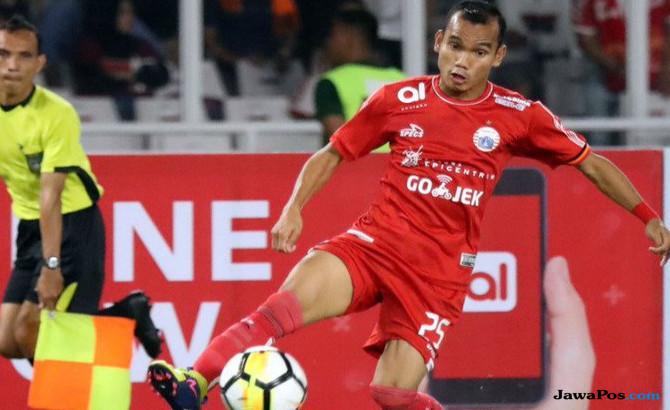 Liga 1 2018, Persija Jakarta, Riko Simanjuntak, Timnas Indonesia