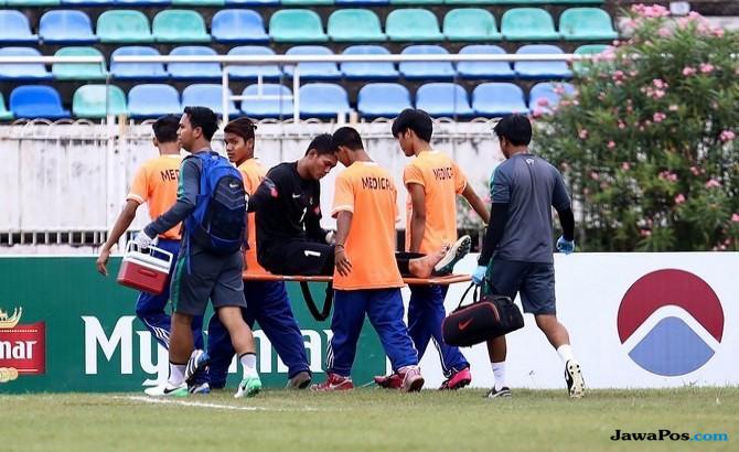 Riyandi Dipastikan Tak Bisa Perkuat Timnas U-19 Hingga Akhir Piala AFF