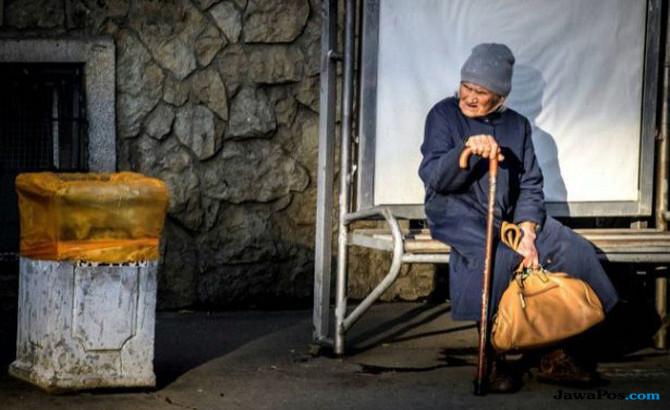 Orang tua di Rusia