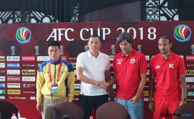 Persija Jakarta, Song Lam Nghe An, AFC Cup 2018,