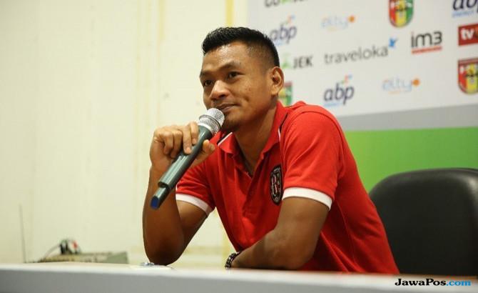 Target Spiderwan Rasakan Final Kedua Piala Presiden