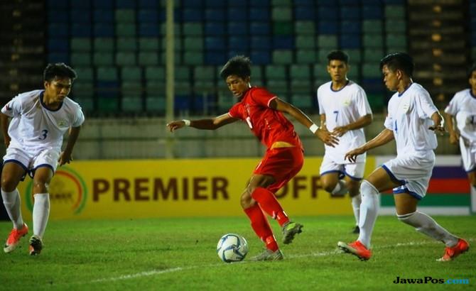 Tembus Semifinal, Myanmar Tunggu Indonesia di Partai Puncak