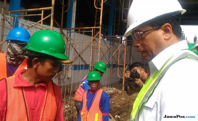 Temui Investor AS, Menhub Tawarkan Lima Proyek Infrastruktur